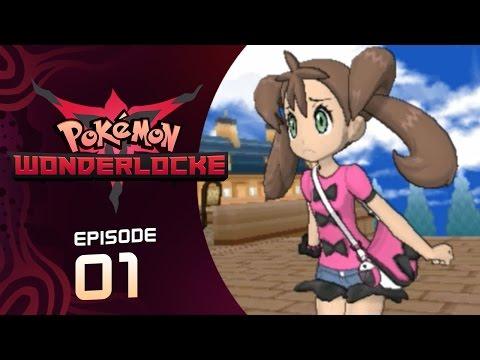 Pokemon Y Wonderlocke w/SciStatics Episode 1: THE WONDERS OF THE WORLD WIDE WEB!