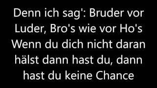 DieLochis Bruder Vor Luder[Lyrics]