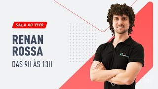 SALA AO VIVO DAY TRADE - RENAN ROSSA no modalmais 17.10.2019