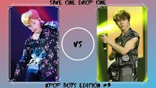 Save One Drop One Kpop Boys Edition Challenge #3