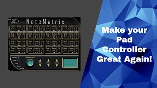NoteMatrix!