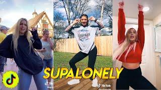 "TikTok ""Supalonely"" Viral Dance Challenge Compilation 2020 - ""Lonely"" TikTok Dance Tutorial"