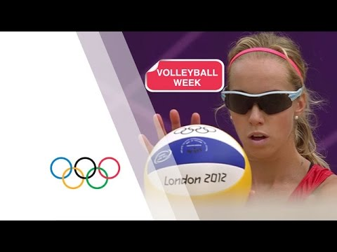 Preview video Beach Volleyball - Some nice images from London 2012 Olympic Games