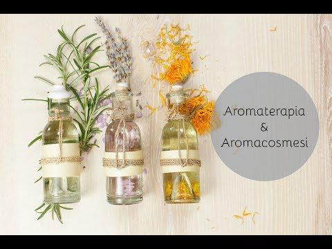 Aromaterapia & Aromacosmesi: un viaggio tra gli Oli Essenziali