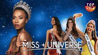 ¿Que Continente tiene más Ganadoras de Miss Universo?