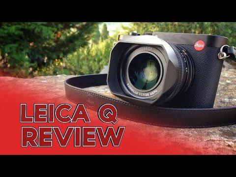 Leica Q - HandsOn REVIEW (ENG VERSION)