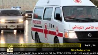 Ethiopian Maid Leaps To Her Death In South Lebanon