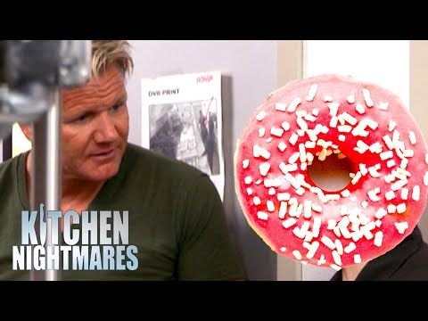 microwave my salad and call me a donut | Kitchen Nightmares