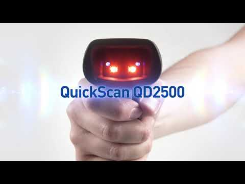 Datalogic QuickScan™ QD2500 | Superior performance, affordably