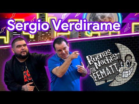 Ep.- 20 Buenas Noches Don Fematt: Feat. SergioVerdirame