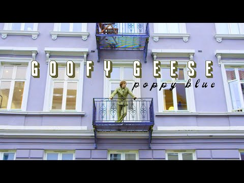 , title : 'Goofy Geese - Poppy Blue
