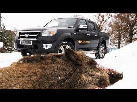 Fieldsports Britain – British wild boar + the Quantock Staghounds