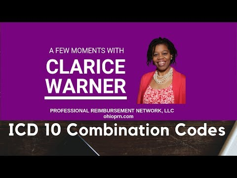 ICD 10 Combination Codes