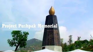 preview picture of video 'Project Pushpak Memorial, Aizawl, Mizoram'