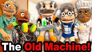 SML Movie: The Old Machine!