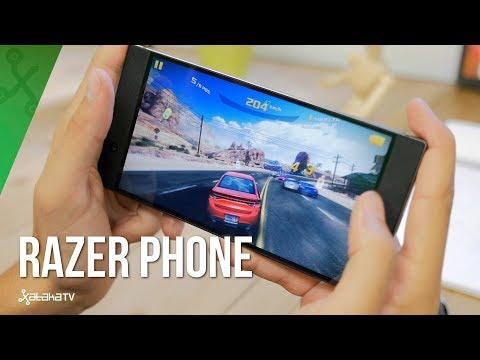 Razer Phone, review en español: el SMARTPHONE para GAMERS
