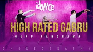 Guru Randhawa: High Rated Gabru Dance Video | Manj Musik | DirectorGifty | FitDance
