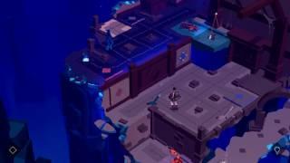 "Lara Croft GO Walkthrough The Mirror of Spirits Level 10 ""The Attic"""