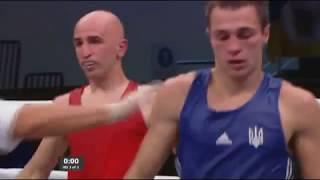 ЧЕ-2017 (60kg) Юрий Шестак (UKR) – Стипан Пртенжэка (CRO)