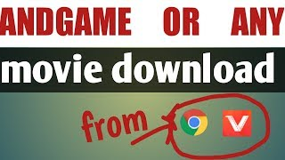 how to download avengers endgame full movie in hindi from