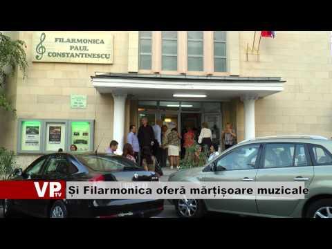 Și Filarmonica oferă mărțișoare muzicale