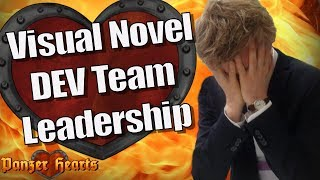 How to Lead a Visual Novel Dev Team – Panzer Hearts vlog Episode 5