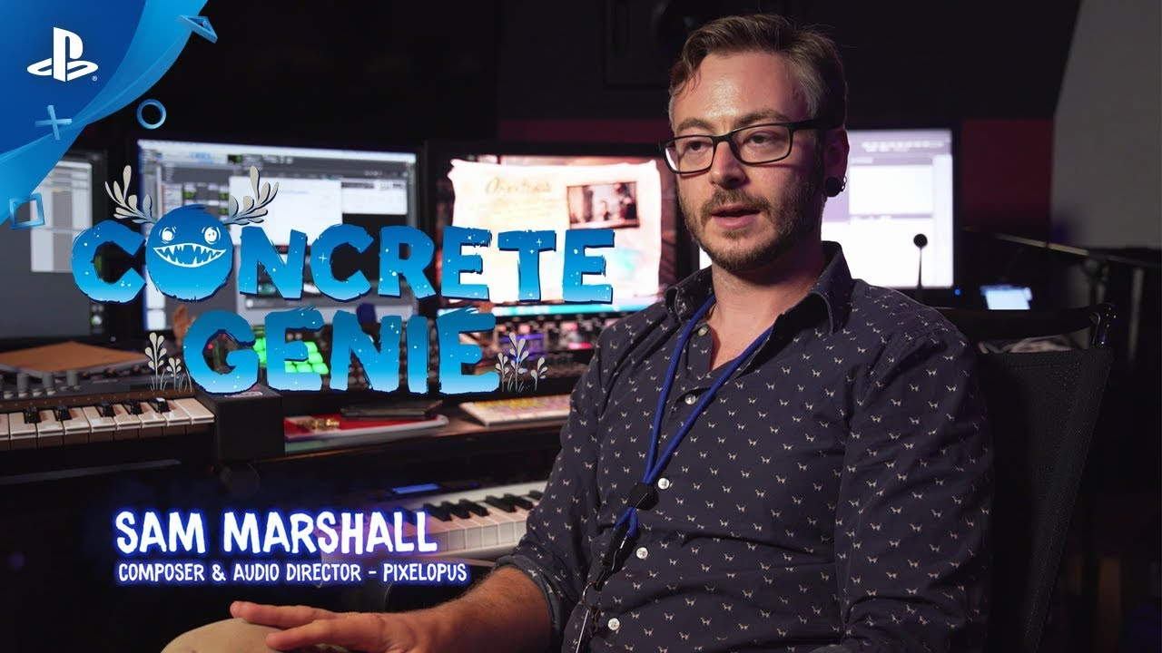 Inside the Music of Concrete Genie, Soundtrack Out Now