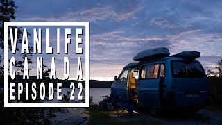 Van Life Vlog: From Europe to North America