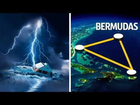 Los 5 secretos más terroríficos del Triángulo de las Bermudas
