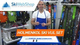 Holmenkol, diamant vijl World Cup Fine