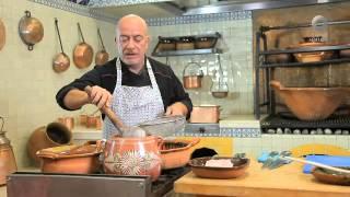 Tu cocina - Pescado en salsa de ángeles