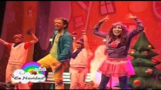 Canción Es Navidad. Juan D y Beatriz CIUDAD ARCOIRIS