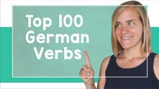 German Lesson (36) - The Top 100 German Verbs - A2