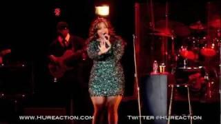 "Chrisette Michele Performing ""I'm a Star"" & ""Epiphany"" @ Howard University 2012"