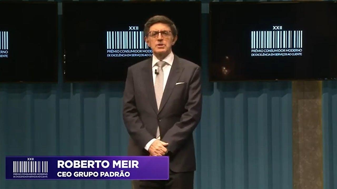 Prêmio Consumidor Moderno 2021 – Discurso do CEO Roberto Meir