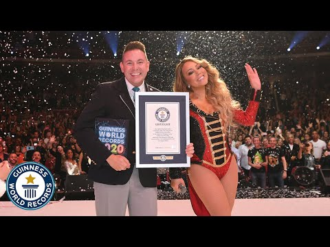 Mariah Carey's All I Want for Christmas is You Sets a World Record