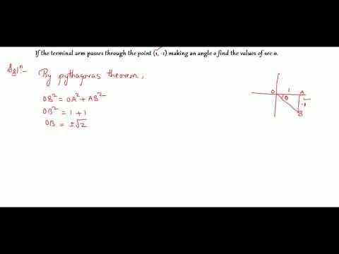 Trigonometry Part 35 Class 10