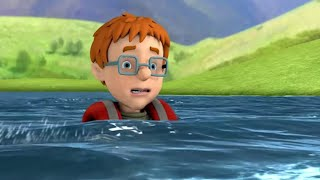 Feuerwehrmann Sam ⭐️ Pontypandy ist überflutet! 🌊 Normans Arche   Cartoons für Kinder