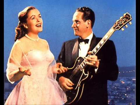 Johnny Is The Boy For Me - Les Paul & Mary Ford