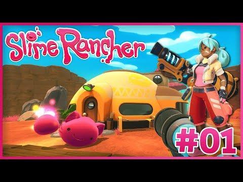 Slime Rancher FR | Episode 1 : Un Monde Lointain ( Steam )