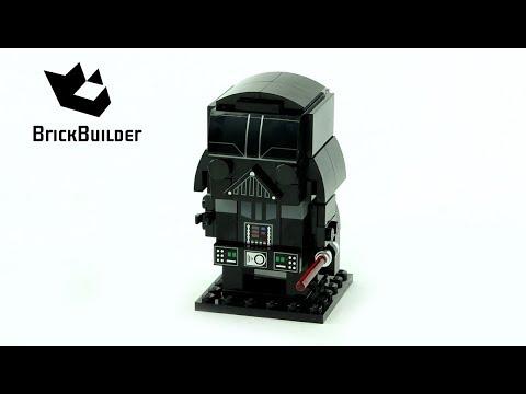 Vidéo LEGO BrickHeadz 41619 : Dark Vador (Star Wars)