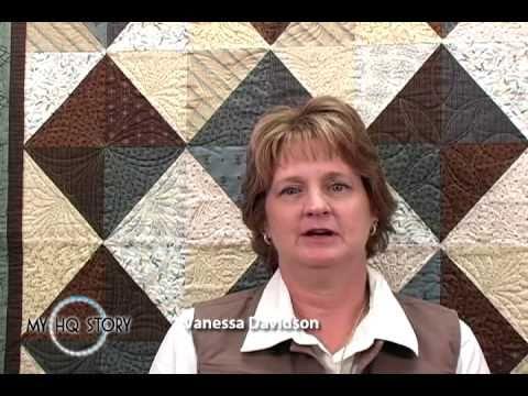 My HQ Story 2010 - Vanessa Davidson