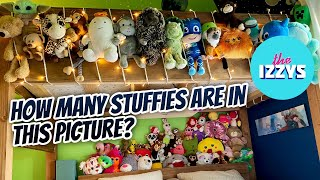 Kids Stuffies Storage: WE HAVE TOO MANY PLUSHIES