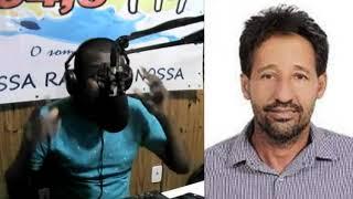 Vereador Robério concede entrevista à rádio Prado FM 104,9
