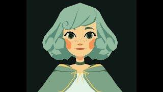 [Blender Low Poly] Cute Villager Girl
