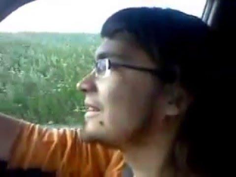 Великий переезд бурятов в Питер 2009 (переваливам через Урал)