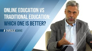 Online Education Vs Traditional Education: Which One Is Better?