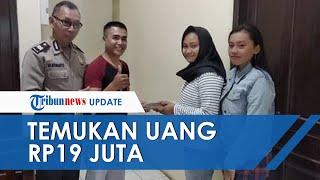 Viral! Temukan Uang Rp19 Juta, 2 Gadis di Wonogiri Laporkan ke Polisi
