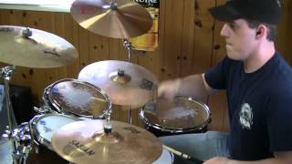 """AC/DC """"Shot Down In Flames"""" (Drum Cover)"""