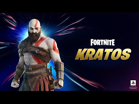 《要塞英雄》即將推出戰神克雷多斯SKIN!!!